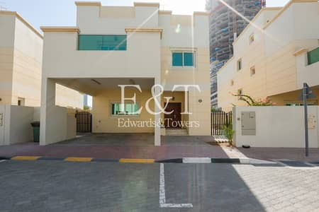 4 Bedroom Villa for Sale in Jumeirah Village Circle (JVC), Dubai - 4 BR corner villa with Private Pool