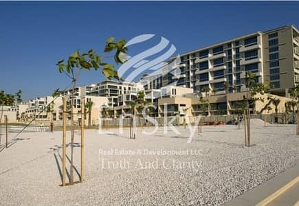 3 Bedroom Apartment for Sale in Al Raha Beach, Abu Dhabi - Best Price- Partial Sea view