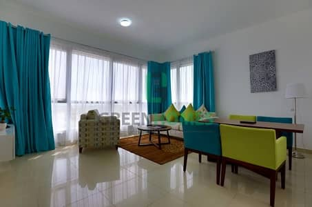 2 Bedroom Apartment for Rent in Airport Street, Abu Dhabi - Amazing Fully Furnished 2 BR Apartment..