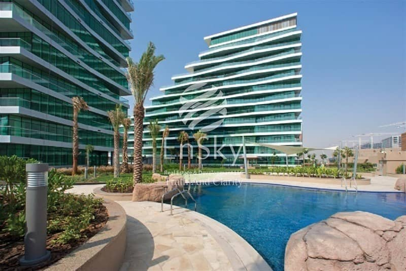 Excellent Waterfront Property with huge Balcony
