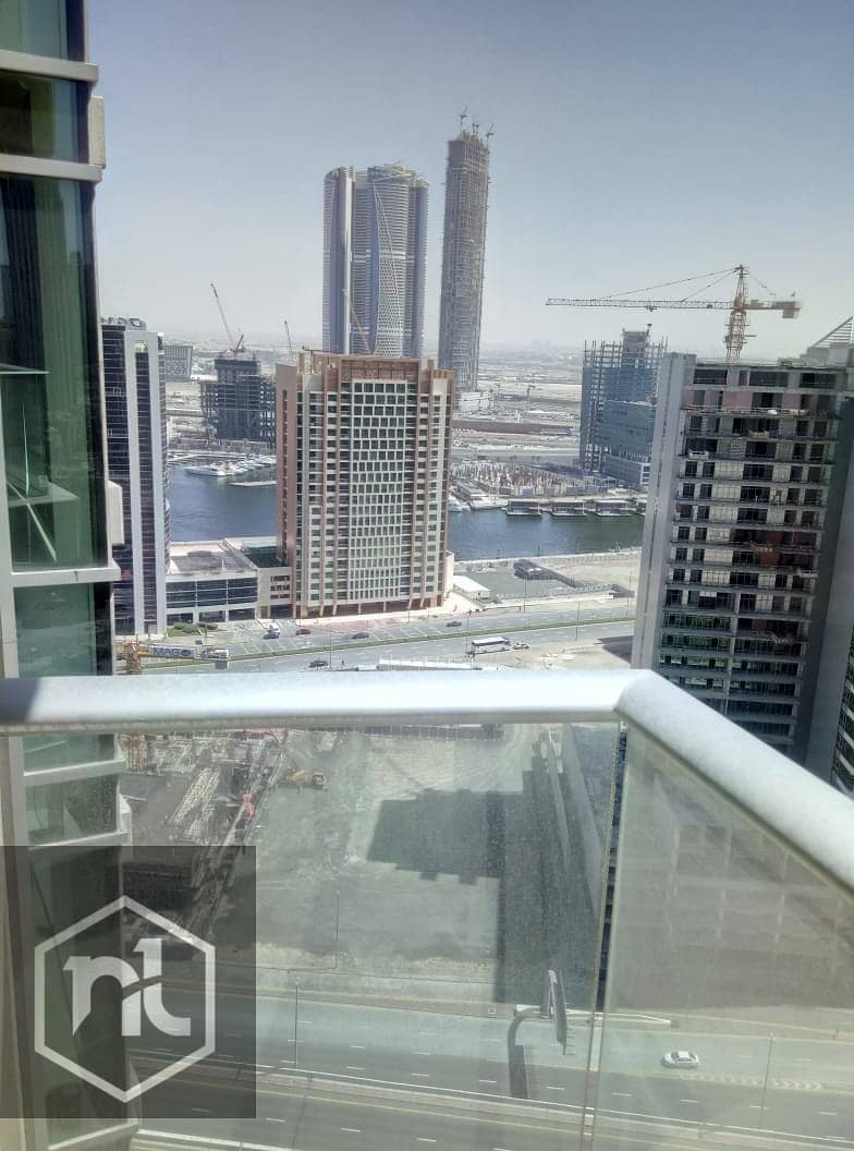 16 Bright 2BR apartment in Burj Views Tower-C