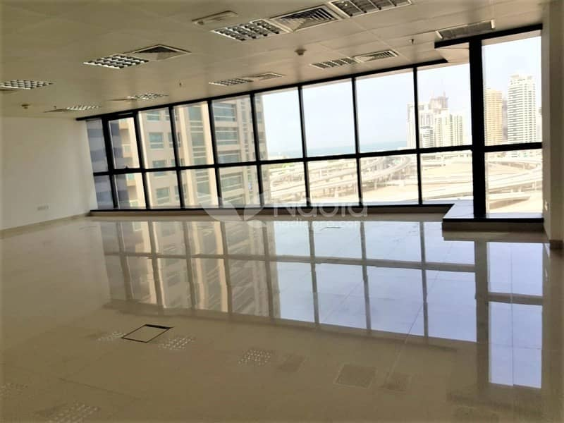 Fully Fitted Office | JBC 4 | JLT | For Rent Community View