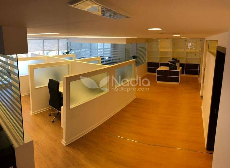 11 Fully Fitted Office Unit | JBC 2 | Meadows View | JLT