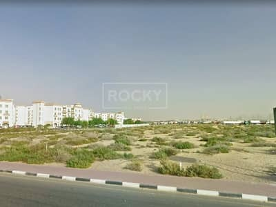Mixed Use Land for Sale in International City, Dubai - Plots on Payment Plan No Commission G+P+7