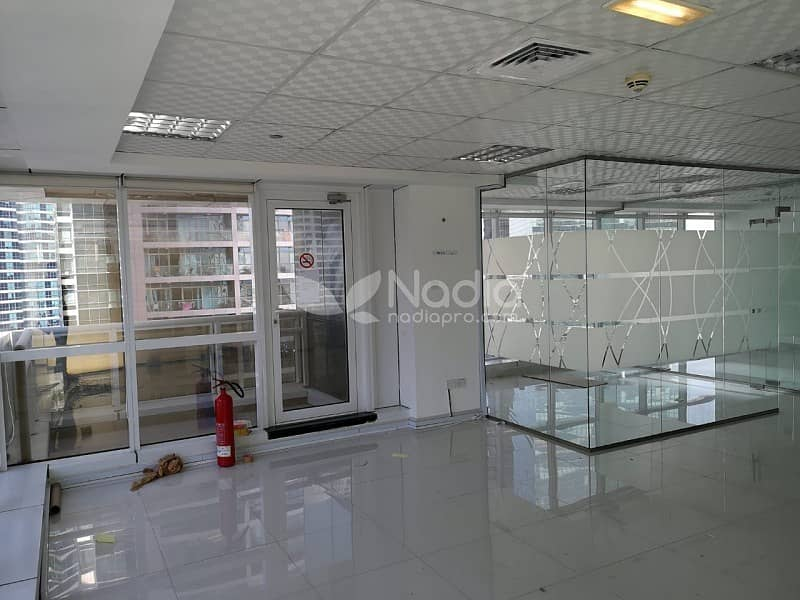 Fitted Office | Unfurnished | JBC 2 | JLT | For Rent