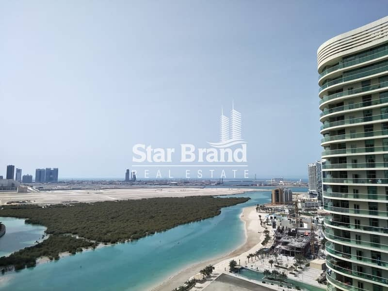 2 2 BEDROOM PLUS AMID ROOM IN BEACH TOWER FOR RENT