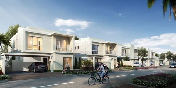 4 Bedroom Townhouse for Sale in Mudon, Dubai - Arabella 4BR | 5 Yr Post-Handover 0% DLD