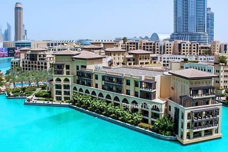 2 Bedroom Flat for Sale in Downtown Dubai, Dubai - Lake View   Good Layout   2 BR   Balcony