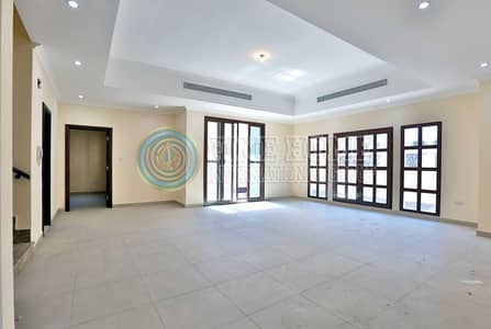 4 Bedroom Villa for Rent in Al Nahyan, Abu Dhabi - Rent Here! Privet entrance 4BR villa in Al Nahyan