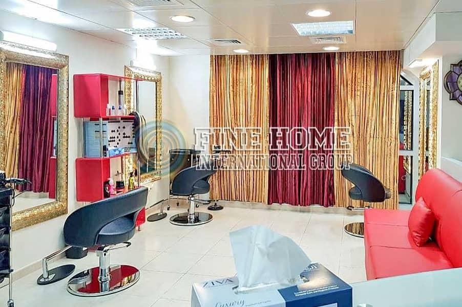 Amazing Salon for waiver in Al Falah street