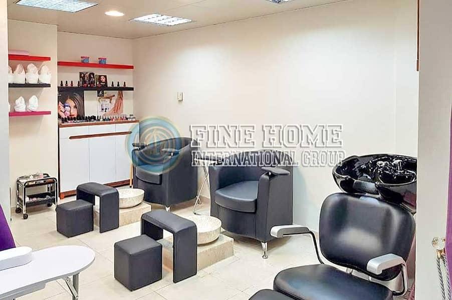 7 Amazing Salon for waiver in Al Falah street