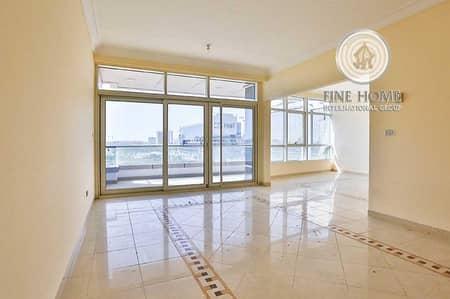 شقة 3 غرفة نوم للايجار في القرم، أبوظبي - Amazing 3 BR. Apartment in Al Gurm Corniche