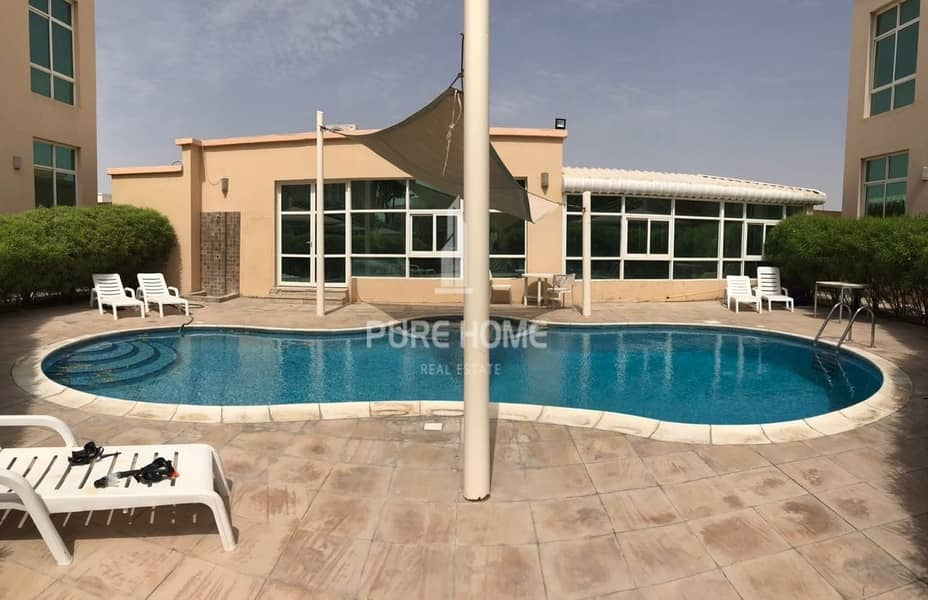 25 For Sale ! Luxury Compound in Khalifa City A