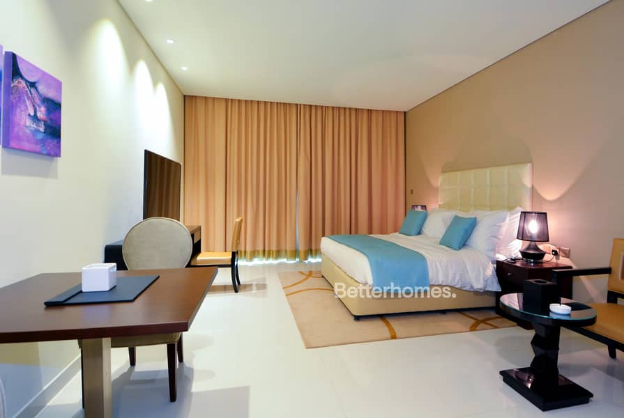 2 Furnished Apartment for Sale located at Tenora