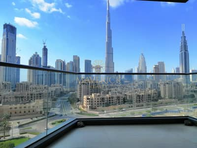 Burj View | Furnished & Lavish 2 Bedroom