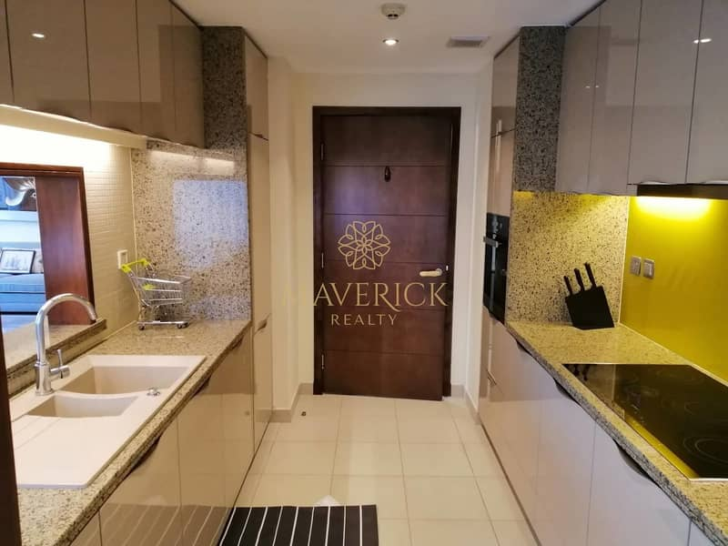 2 Burj View | Furnished & Lavish 2 Bedroom