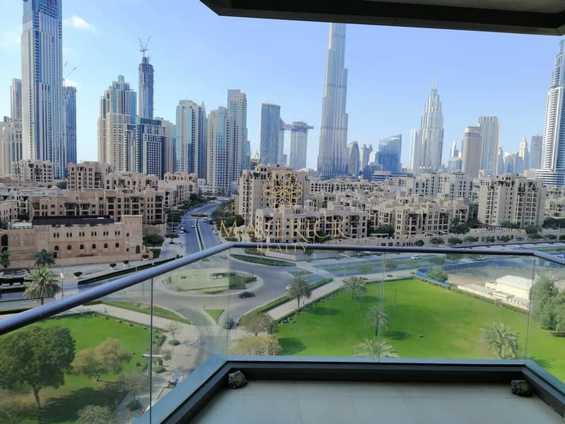 15 Burj View | Furnished & Lavish 2 Bedroom