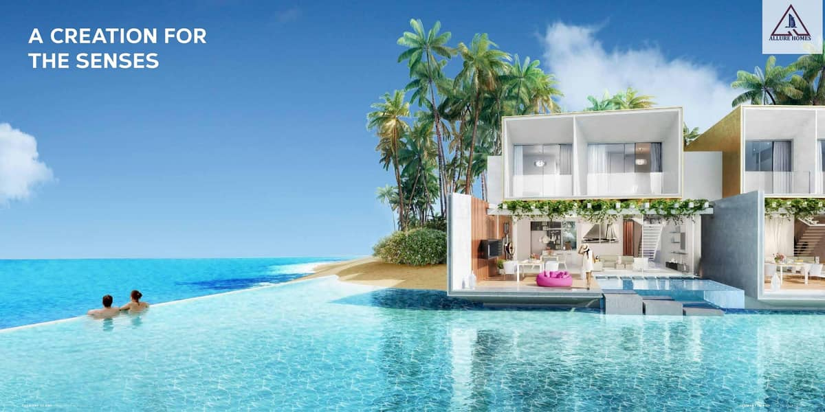 2 100% RETURNS GUARANTEED! INVEST TODAY.. HEART OF EUROPE! 5 MINS FROM PALM ISLAND..