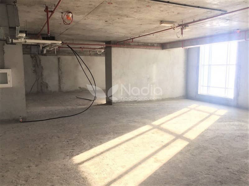 18 Shell & Core  Dome Tower   JLT FOR RENT!