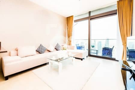 SPECTACULAR ONE BEDROOM | MARINA VIEW & SEA VIEW | HIGH FLOOR | BRAND NEW