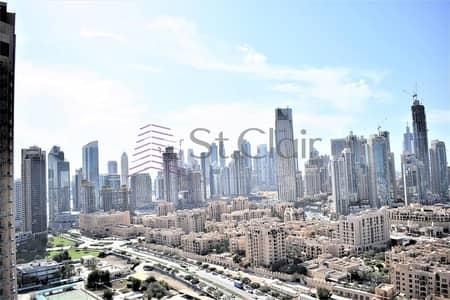 Spacious 2BR  Burj View C | Community View