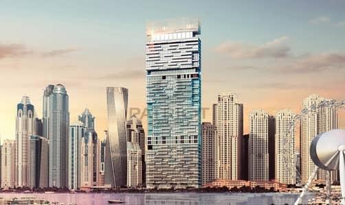2 Bedroom Apartment for Sale in Jumeirah Beach Residence (JBR), Dubai - Ultra Luxury|Private Beach |Full Sea View