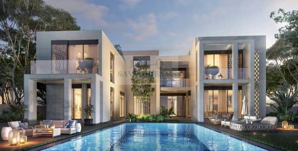 6 Bedroom Villa for Sale in Dubai Hills Estate, Dubai - Ultra-Premium Majestic Villas. 50% DLD OFF. 3 y service charge free. 5