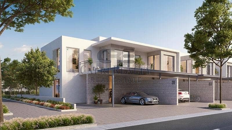 Pay in 6 Yrs|0% DLD|15 mins from MOE|SZR