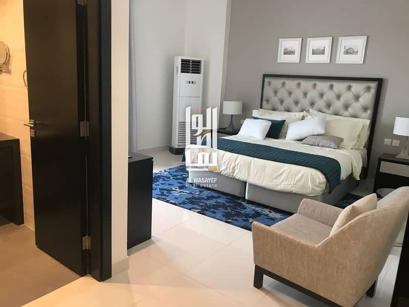2 Hot offer!!Half price ! furnished 1BR in Dubai South