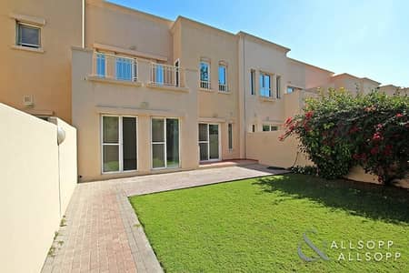 3 Bedroom Villa for Rent in The Lakes, Dubai - Maeen 4 | Type C Middle | Good Condition