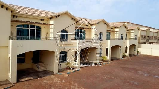FABULOUS-4 Master Bed Villa W/ Small Yard in Compound