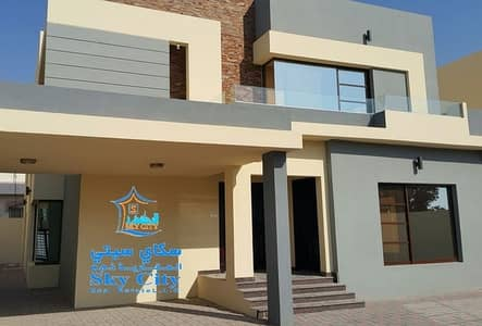 Free Hold nice Villa For Sale in Ajman .