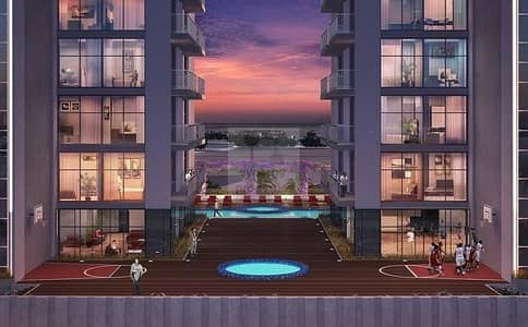 2 Bedroom Flat for Sale in Al Furjan, Dubai - Just pay 10% and take your Own Apartment, Rest 90% pay after handover same like Rent@