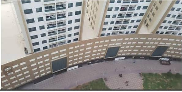 Specious Studio AED 14,000 in Ajman Pearl Towers