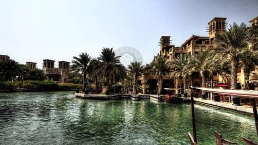 2 Bedroom Flat for Sale in Umm Suqeim, Dubai - FACING TO BURJ AL ARAB - MADINAT JUMEIRAH FREE HOLD