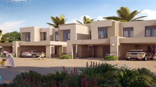 3 Bedroom Townhouse for Sale in Town Square, Dubai - 3BR+M Townhouses | Limited Units Release