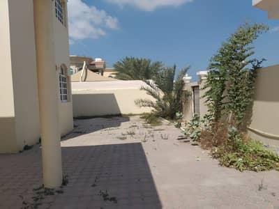 7 Bedroom Villa for Rent in Al Goaz, Sharjah - Spacious 7 Master bedrooms Villa (ONLY ARAB NATIONALS) with huge majlis, living dining, C. A/C,