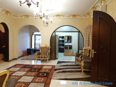 6 Bedroom Villa for Rent in Al Jazzat, Sharjah - Spacious and Fully furnished 6 master bedrooms D/S Villa with huge majlis, living, covered parking etc