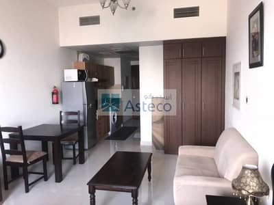 Amazing fully furnished studio for rent in Sports City-40K