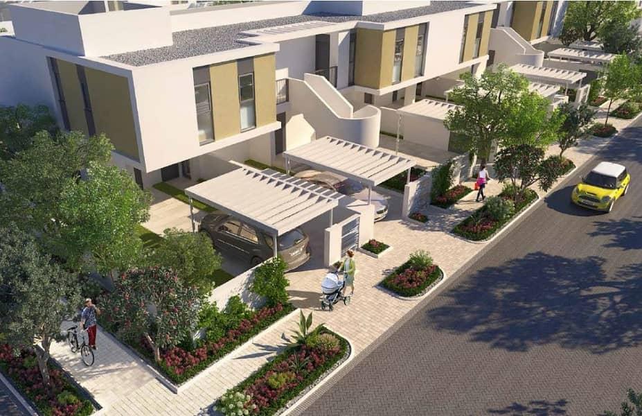 Lovely 2BR Garden Home Yasmeen, Al Zahia