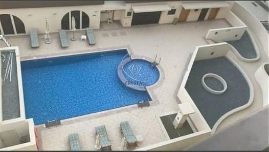 1 Bedroom Apartment for Rent in Downtown Jebel Ali, Dubai - Spacious 01 BR for Suburbai B Tower