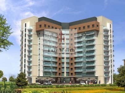 1 Bedroom Flat for Rent in International City, Dubai - GLOBAL GREEN VIEW II FULL FACILITIES BLDG
