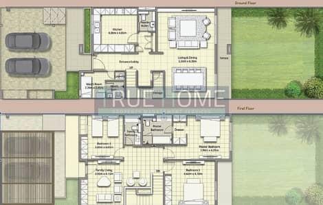 تاون هاوس 4 غرفة نوم للبيع في مويلح، الشارقة - 110