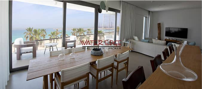 1 Bedroom Flat for Sale in Pearl Jumeirah, Dubai - Ground Floor and Large Unit at Nikki Beach