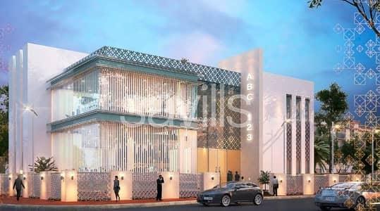 Villa for Rent in Al Wahdah, Abu Dhabi - Luxury Commercial Villa- Best Location- Al Bateen