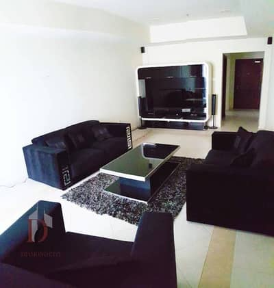 Furnished 2 BR | Marina and Sea View Princess Tower