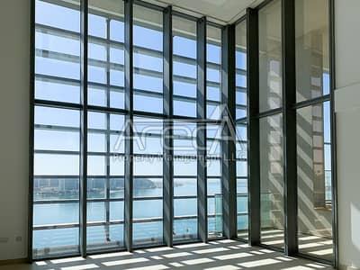 5 Bedroom Villa for Rent in Al Raha Beach, Abu Dhabi - Exclusive Sea Front 5 Bed Villa, with Private Pool! Al Zeina
