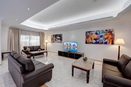 4 Bedroom Villa for Rent in Mirdif, Dubai - J5 Signatured Villas Luxury fully furnished serviced 4 Bedroom villa Dewa Included