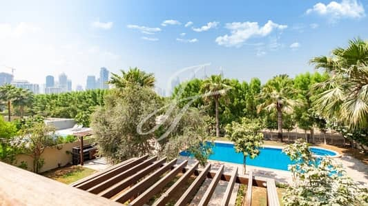 7 Bedroom Villa for Rent in The Lakes, Dubai - Hattan Grandest Home | Upgraded & Extended