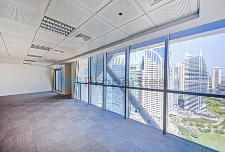 Office for Sale in Jumeirah Lake Towers (JLT), Dubai - Fantastic Price for  Fitted Office In JLT